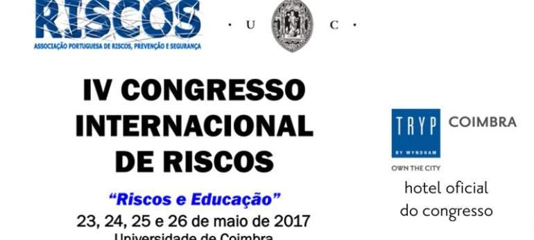 CONGRESSO RISCOS - MAI 17